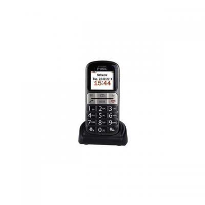 Fysic mobiele telefoon: FM-7800 Big Button Comfort GSM, 300 Telefoonboekgeheugens, SMS, FM Radio, Spreektijd 4 uur / .....