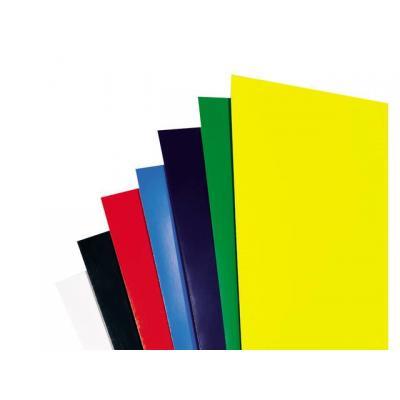 Gbc binding cover: HiGloss Bindomslagen 250 grams Dubbelzijdig Wit (100)