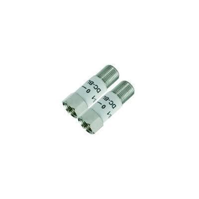 Spaun DCF 500/Set Elektrische complete connector - Nikkel
