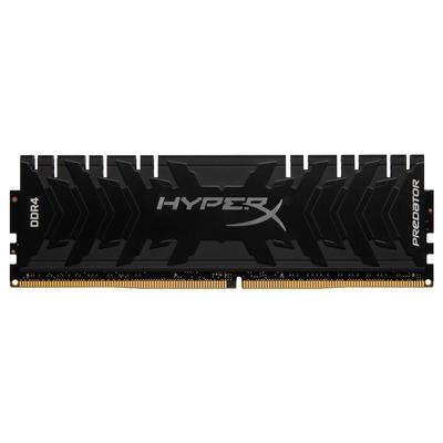 HyperX Predator 16GB, DDR4-3333 CL16, 288-Pin DIMM RAM-geheugen - Zwart
