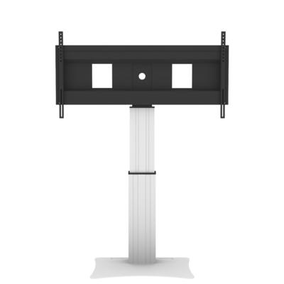 Conen Mounts SCEXLPL TV standaard - Zwart, Zilver, Wit