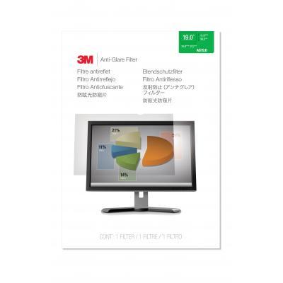"""3m screen protector: Filter anti-schittering voor standaardscherm voor desktop 19"""""""