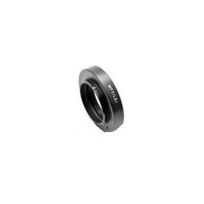 Novoflex MFTLEI Lens adapter - Zwart