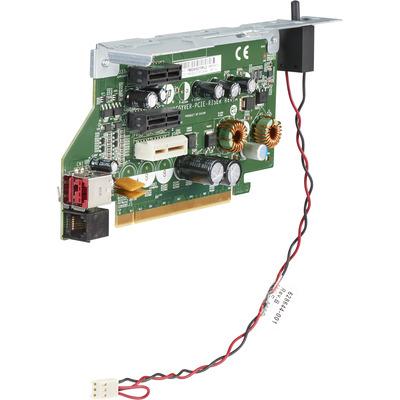 HP RP5 model 5810 PCIe risermodule Interfaceadapter - Groen