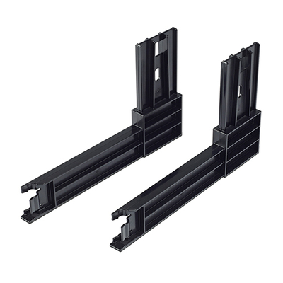 APC AR8795 Kabelgoot - Zwart
