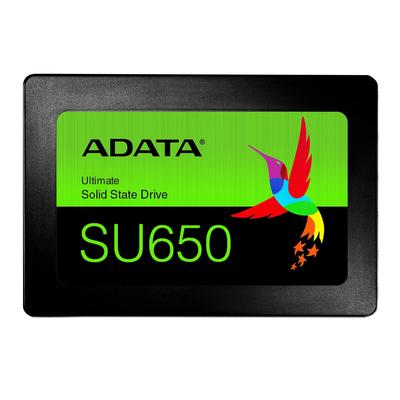 ADATA SU650 SSD - Zwart