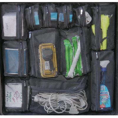 Peli 379 Case accessoire - Grijs