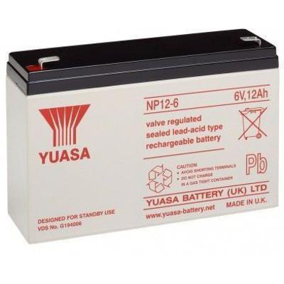 CoreParts MBXLDAD-BA038 UPS batterij - Zwart,Zilver