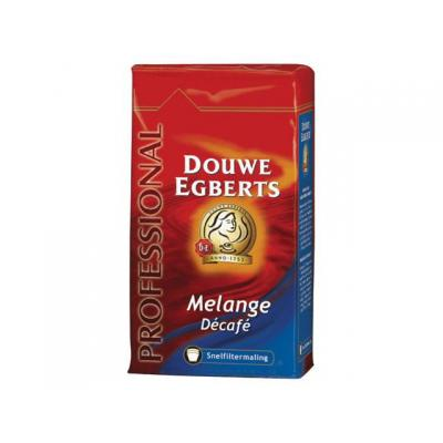 Douwe egberts drank: Koffie DE cafeïnevrij/pak 12x250g