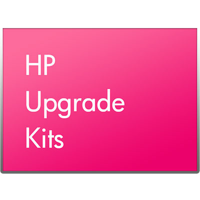 Hewlett Packard Enterprise 2U Security Bezel Kit Rack toebehoren