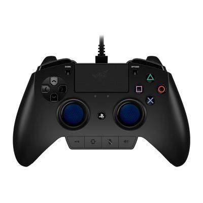 Razer game controller: Raiju - Zwart