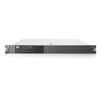 Hewlett packard enterprise tape autoader: StorageWorks DAT 160 USB (1) in 1U Rack-mount Kit