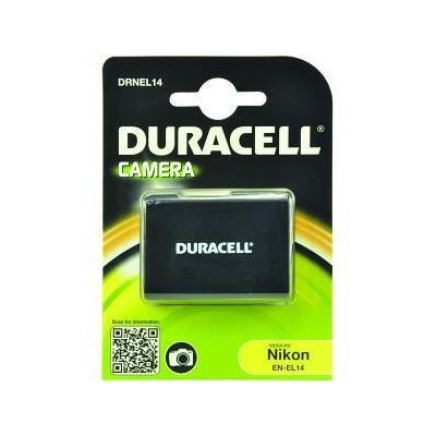 Duracell batterij: 7.4V 950mAh - Zwart