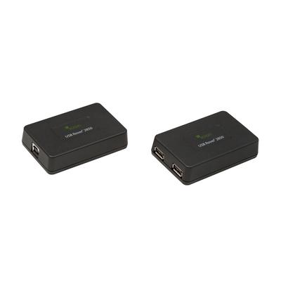 Icron USB Rover 2850 Netwerk verlenger - Zwart