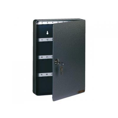 Beaumont sleutelkast: Key-cabinet BS 51 ( 51 hooks) - Antraciet