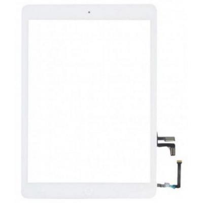 Microspareparts mobile : Touch Panel, Apple iPad Air - Wit