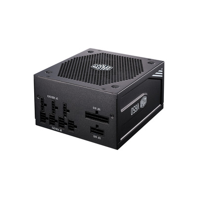 Cooler Master V650 Gold Power supply unit - Zwart