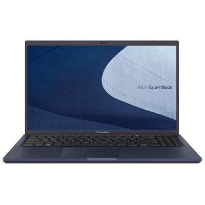 "ASUS ExpertBook B1 B1500CEAE-EJ0219R 15,6"" i5 8GB RAM 256GB SSD - QWERTY Laptop - Zwart"