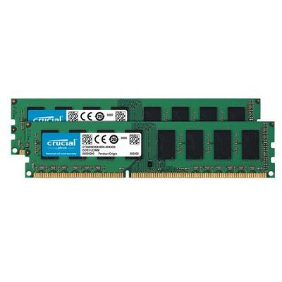 Crucial CT2K25664BD160BA RAM-geheugen