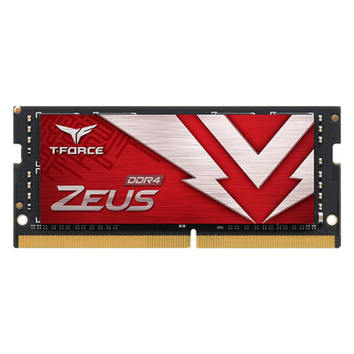 Team Group 32 GB ( 1 x 32 GB ), DDR4, 3200 MHz, 260-pin SO-DIMM, CL22, 1.2 V RAM-geheugen