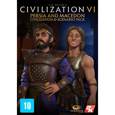 2k : Civilization VI - Persia and Macedon Civilization & Scenario Pack