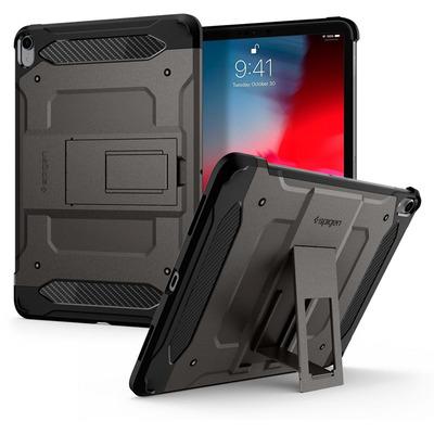 """Spigen iPad Pro 12.9"""" (2018) Case Tough Armor TECH, Gunmetal Tablet case"""