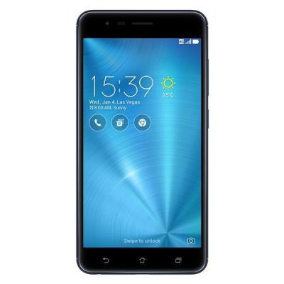 Asus smartphone: ZenFone ZE553KL - Zwart, Navy 64GB