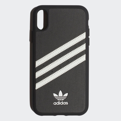 Adidas Moulded Mobile phone case - Zwart, Wit
