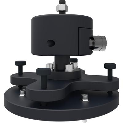 SmartMetals Verhuur beugel 15 cm voor projector max. 150 kg Projector plafond&muur steun - Grijs