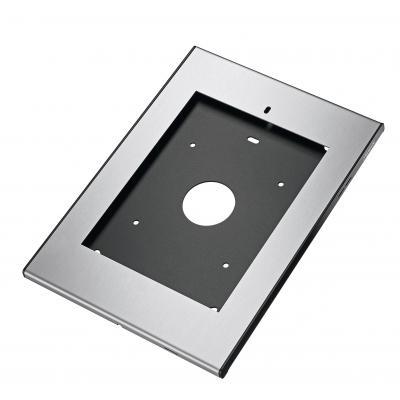 Vogel's PTS 1206 TabLock voor iPad 2, 3 en 4, home-knop verborgen - Zilver