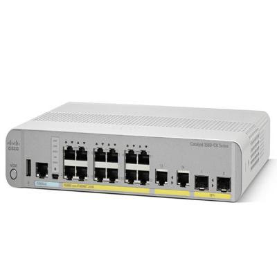 Cisco WS-C3560CX-8PT-S netwerk-switches