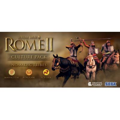 Sega : Total War: ROME II - Nomadic Tribes Culture Pack