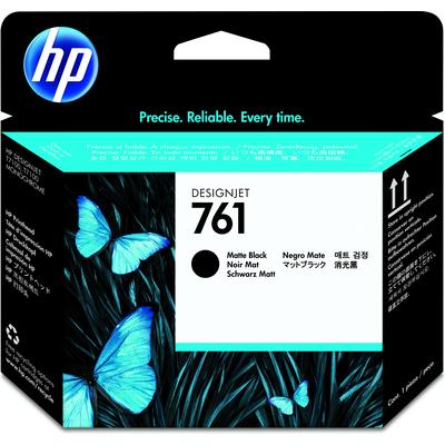 HP 761 Printkop - Mat Zwart
