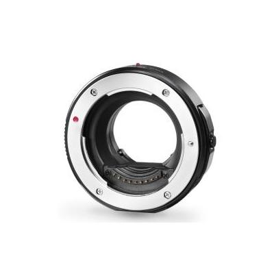 Walimex pro Adapter 4/3 to micro 4/3 black Lens adapter - Zwart, Wit