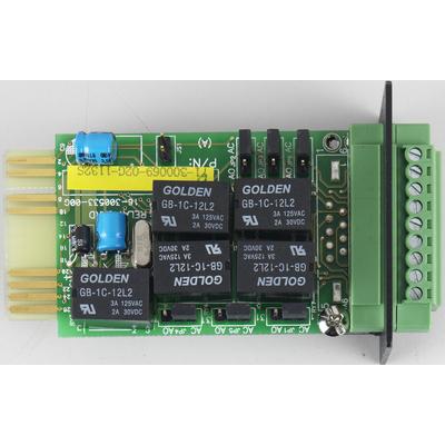 PowerWalker AS/400 Card, 9-Pin port Interfaceadapter - Zwart