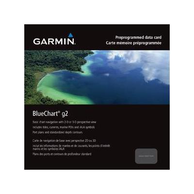 Garmin routeplanner: BlueChart g2