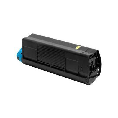 OKI toner: High Capacity Toner Cartridge 3000sh f C3200 geel