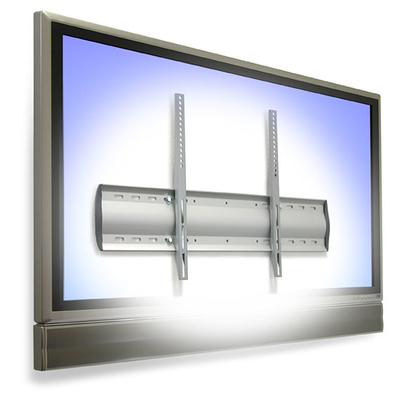 Ergotron WM Low Profile Wall Mount TV standaard - Zilver