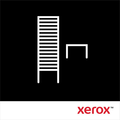 Xerox : Nietcartridge (Office Finisher, Integrated Finisher, BR Finisher & losse nieteenheid) - Grijs, Transparant, Geel
