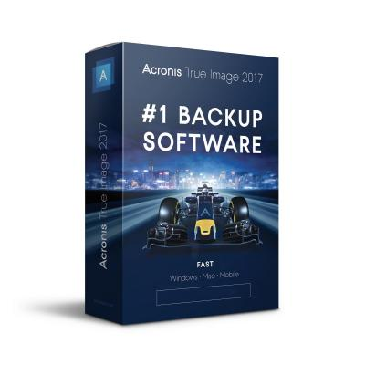 Acronis software licentie: True Image 2017