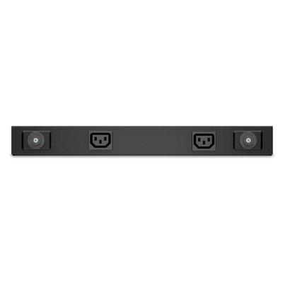 APC Rack PDU, Basic, 0U/1U, 16A, 230V, (13x) C13 Energiedistributie - Zwart