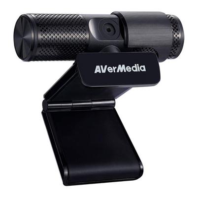 AVerMedia PW313 Webcam - Zwart