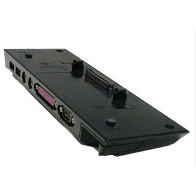 Dell docking station: Poortreplicator - EMEA2 uitbreidingsmodule voor oudere poorten - kit - Zwart