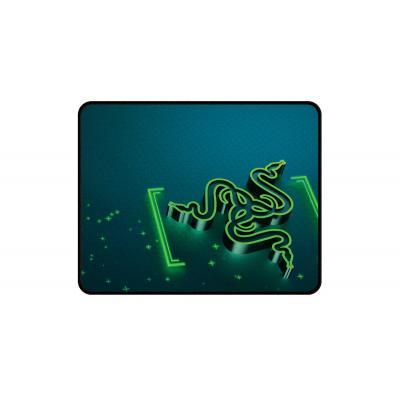Razer muismat: goliathus - Blauw, Groen
