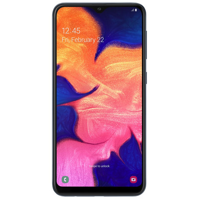 Samsung Galaxy SM-A105F Smartphone - Zwart 32GB