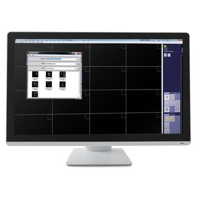 Baaske Medical e-medic 27AM+ Monitor - Zwart,Wit