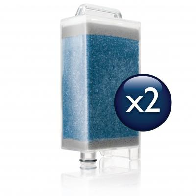 Philips stoomijzer accessoire: WardrobeCare Antikalkcartridges GC019/00