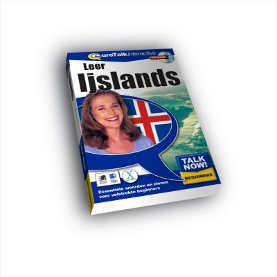 Eurotalk educatieve software: Talk Now, Leer IJslands