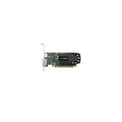 Lenovo videokaart: NVIDIA Quadro K620, 2 GB DDR3, DisplayPort, 2x DVI-I, 120 g
