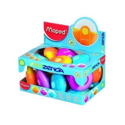 Maped gummen: Zenoa - Multi kleuren